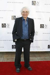Austin Pendleton at the third Annual benefit gala for the American Institute For Stuttering.