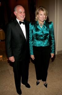 Candice Bergen and Marshall Rose at the 11th Annual Living Landmarks Gala.