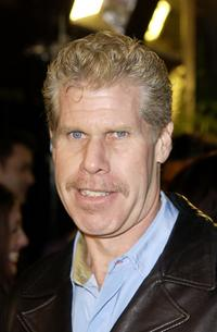 Ron Perlman at the world premiere of