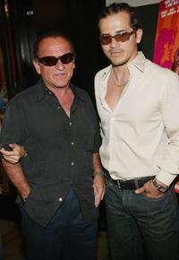 Joe Pesci and John Leguizamo at the New York Premiere of