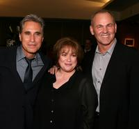 Joseph Cali, Donna Pescow and Paul Pape at the Academy of Motion Picture Arts and Sciences 30th anniversary screening of