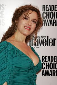 Bernadette Peters at the Conde Nast Traveler Readers Choice Awards.