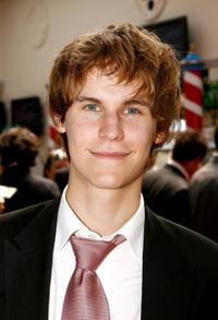 Rhys Wakefield at the Melbourne Cup Carnival 2007, Emirates Stakes Day.