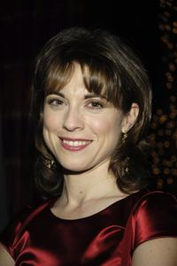 Rebecca Pidgeon at the after party for the premiere of
