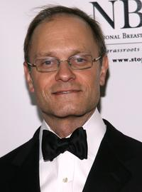 David Hyde Pierce at the Les Girls 6 Cabaret Show.