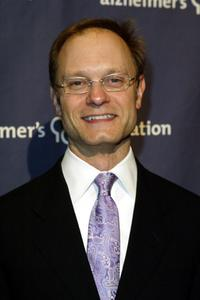 David Hyde Pierce at the Alzheimer's Association's 12th Annual