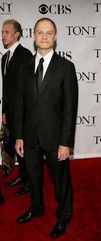 David Hyde Pierce at the 62nd Annual Tony Awards.