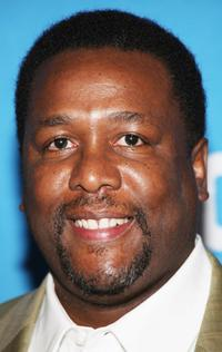 Wendell Pierce at the 39th NAACP Image Awards Nominee Luncheon.