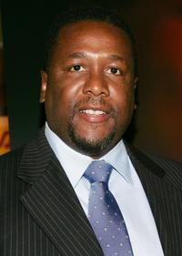 Wendell Pierce at the screening of