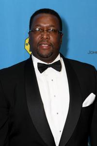 Wendell Pierce at the 39th NAACP Image Awards after party.