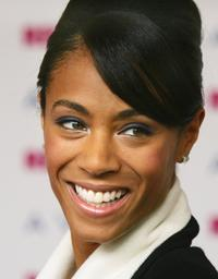 Jada Pinkett Smith at the Redbook's 2006 Strength & Spirit Awards.