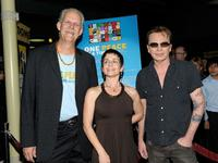 Turk Pipkin, producer Christy Pipkin and Billy Bob Thornton at the Nobelity Project's