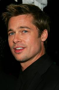 Brad Pitt at the presenation of