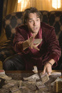 Jeremy Piven as sleazy magician Buddy