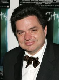 Oliver Platt at the opening night of