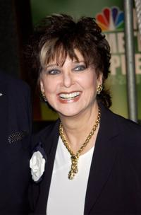 Suzanne Pleshette at the Unveiling of NBC's 2002-03 Schedule.