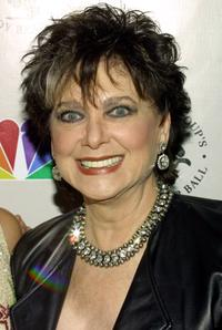 Suzanne Pleshette at the 6th Annual Teddy Bear Ball.
