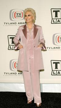 Suzanne Pleshette at the 2005 TV Land Awards.