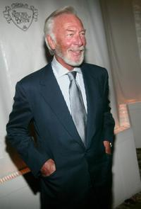 Christopher Plummer at the National Board Of Review Of Motion Pictures 2003 Annual Awards Gala.