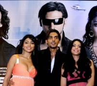 Shriya Saran, Zayed Khan and Shweta Bharadwaj at the promotional event of