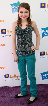 Joey King at the Lollipop Theater Network's Second Annual
