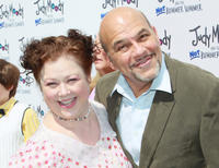 Sharon Sachs and Jon Polito at the California premiere of