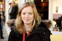 Sarah Polley at the 2007 Sundance Film Festival.