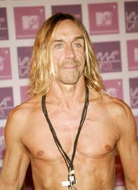 Iggy Pop at the MTV Video Music Awards Latin America 2003.