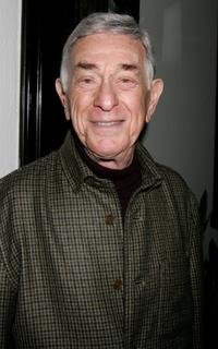 Shelley Berman at HBO's Annual Pre-Golden Globe Reception.