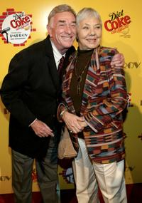 Shelley Berman and wife Sarah at the 40th Anniversary of the Improv.