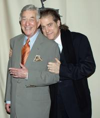 Shelley Berman and Richard Lewis at the ATAS Presents An Evening with