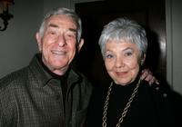 Shelley Berman and Sarah at the HBO's Annual Pre-Golden Globe Reception.