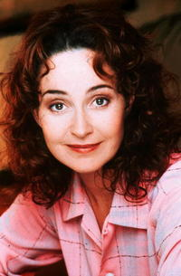 Annie Potts at the portait for television series