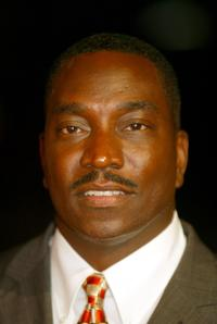 Clifton Powell at the CBS' Ray Charles Tribute Concert.