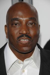 Clifton Powell at the world premiere of