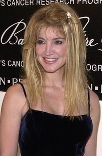 Crystal Bernard at the 10th Annual Fire and Ice Ball.
