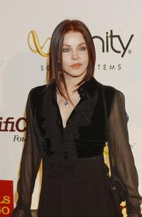 Priscilla Presley at the Third Annual Cabaret of Dreams Gala show.