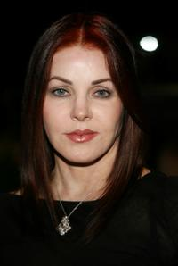 Priscilla Presley at the Citizens Commission on Human Rights annual awards banquet.