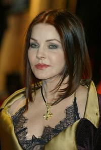Priscilla Presley at the final of