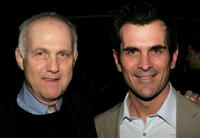 Lawrence Pressman and Ty Burrell at the opening night of