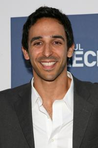 Amir Arison at the premiere of