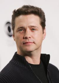 Jason Priestley at the CBS, Paramount, UPN, Showtime, King World TCA Party.