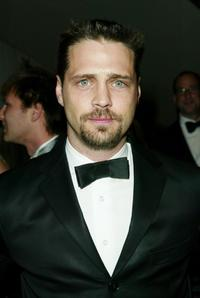 Jason Priestley at the Annual White House Correspondent's Dinner.