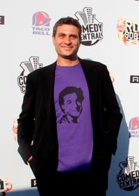 Paul Provenza at the Comedy Central Roast Of Bob Saget.