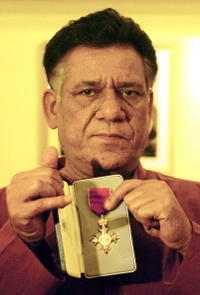 Om Puri at the award ceremony of