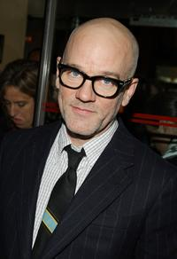 R.E.M. at the after party of