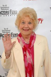 Charlotte Rae at the 2005 Tony Awards.