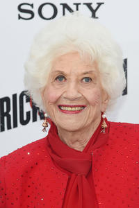 Charlotte Rae at the New York premiere of