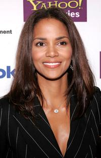 Halle Berry at the 9th Annual Hollywood Film Awards.