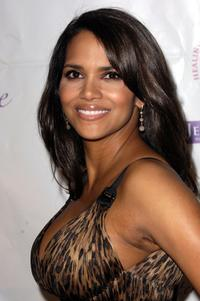Halle Berry at the Silver Rose Awards and Auction Gala.